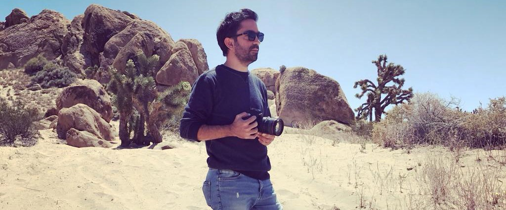 Martín Donozo of BlackVan Films: I try to tell stories from the camera and the light.